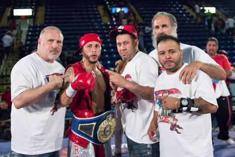 Frankie De Alba to defend UBF All-Americas title for the 3rd time