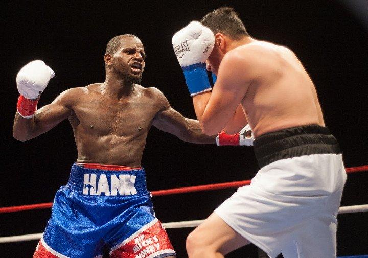 Hank Lundy vs. John Delperdang on December 30